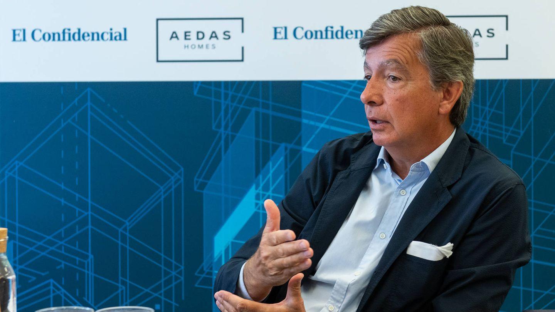 Carlos Lamela, arquitecto y presidente de Estudio Lamela.
