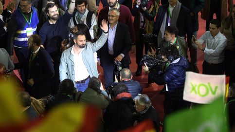 Abascal llama a los votantes socialistas defraudados con el PSOE a sumarse a Vox