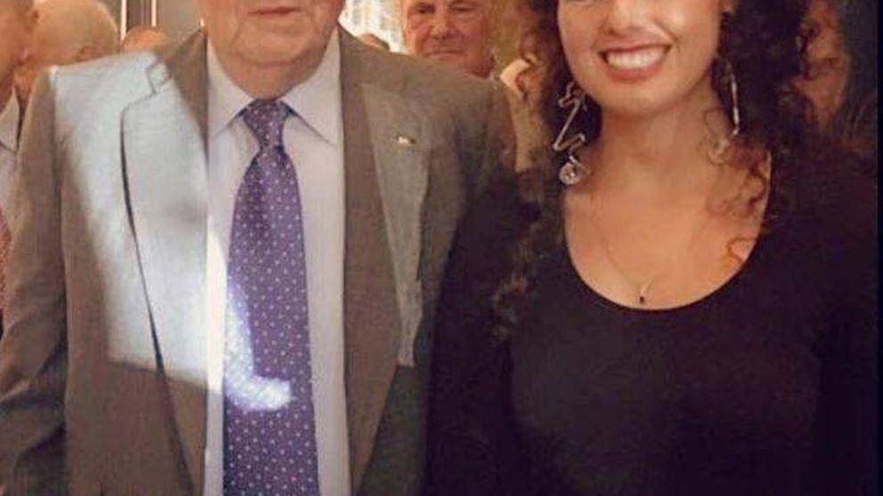 Sabemos qué hacía don Juan Carlos mientras su hijo grababa el discurso de Estado