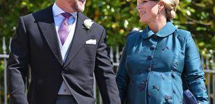 Post de Zara Phillips da a luz a una niña, su segunda hija con Mike Tindall