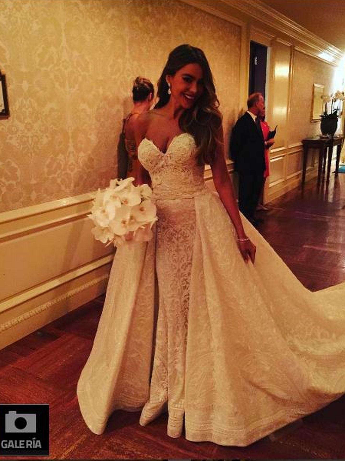 Galería: todas las imágenes de la boda de Sofía Vergara y Joe Manganiello