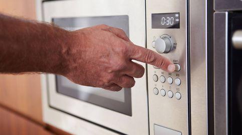 Por qué siempre hay que dejar un hueco en el medio del plato al calentarlo al microondas