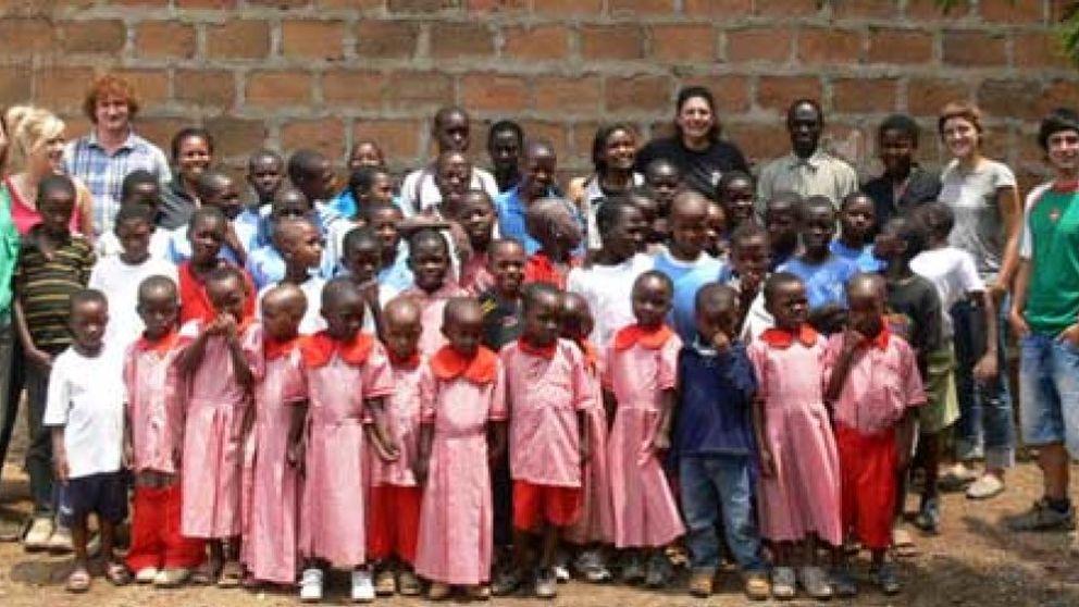 Dejar la empresa y cinco hijos para montar una ONG en África