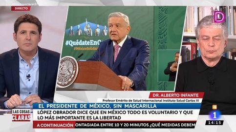 Jesús Cintora atiza al presidente de México por estas declaraciones: Tremendo