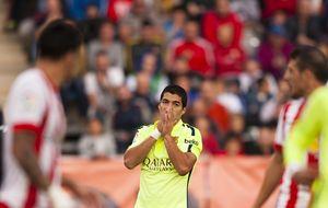 'Lucho' no encuentra la identidad para un Barça sin personalidad
