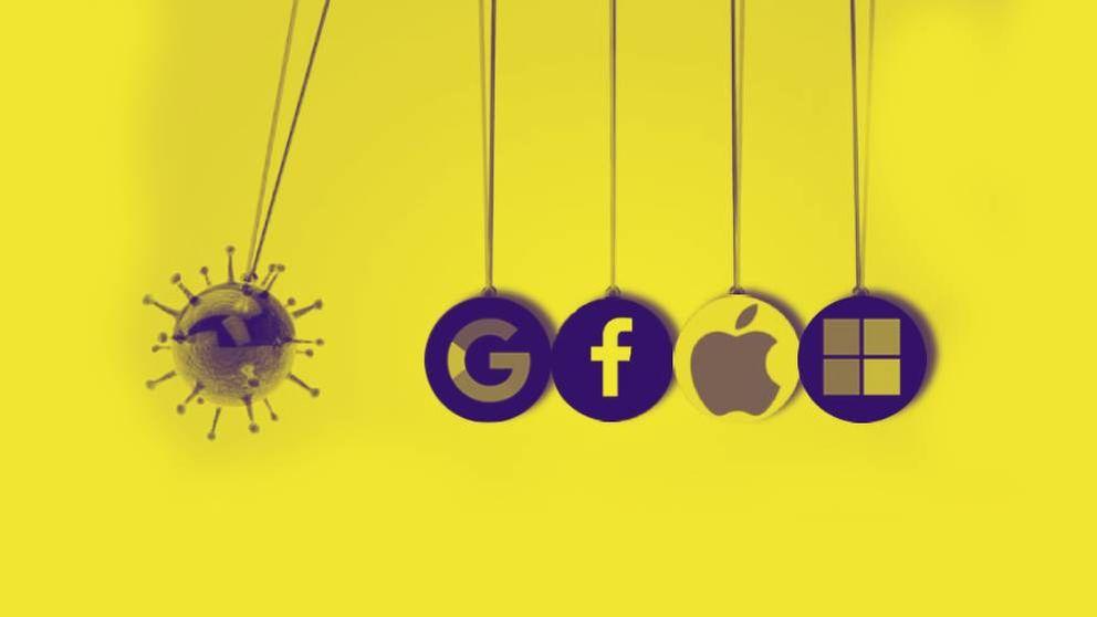 Rebelión de las élites y cómo afecta el Covid-19 a las 'Big Tech': historias de la semana