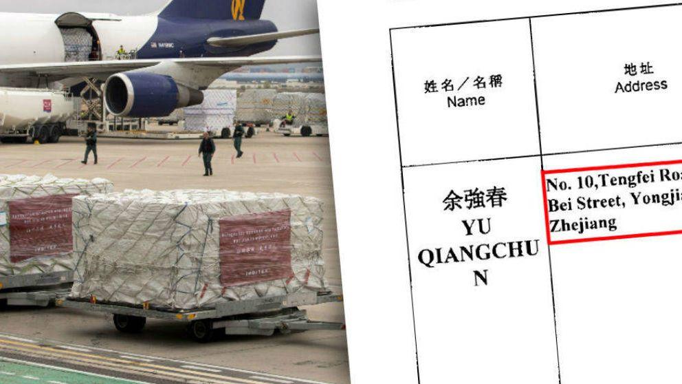 Sanidad encargó 245M de material sanitario al hijo de un proveedor de Inditex en China
