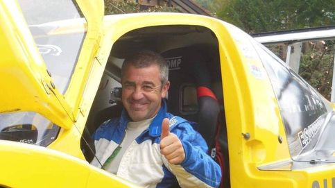Muere el piloto Iñaki Irigoien tras un accidente en la Subida a Urraki, en Gipuzkoa