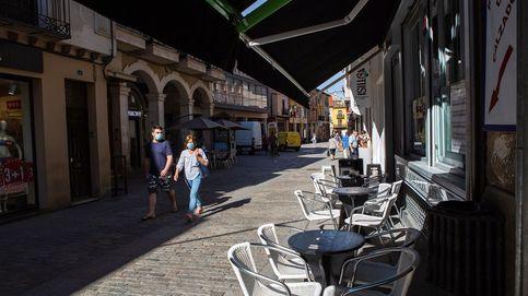 Castilla y León confina Aranda de Duero y Euskadi reconoce que vive una segunda ola