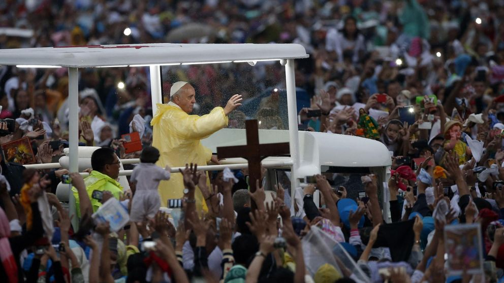 El Papa y los conejos: 'Son palabras difíciles para algunos católicos'