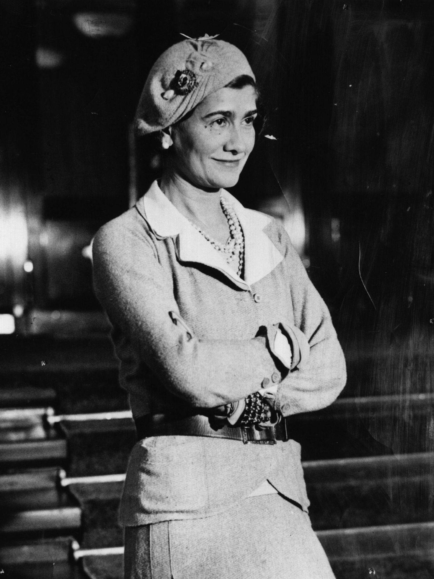 Gabrielle Chanel. (Getty)