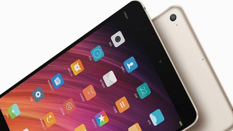 La china Xiaomi contraataca con el MiPad 3, un iPad a mitad de precio
