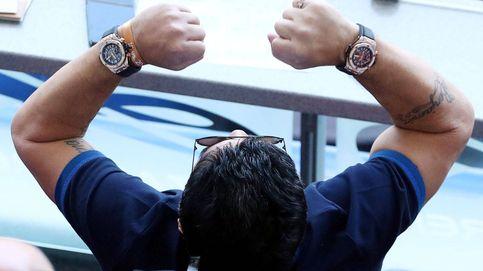 La misteriosa herencia que deja Maradona: coches, joyas y propiedades