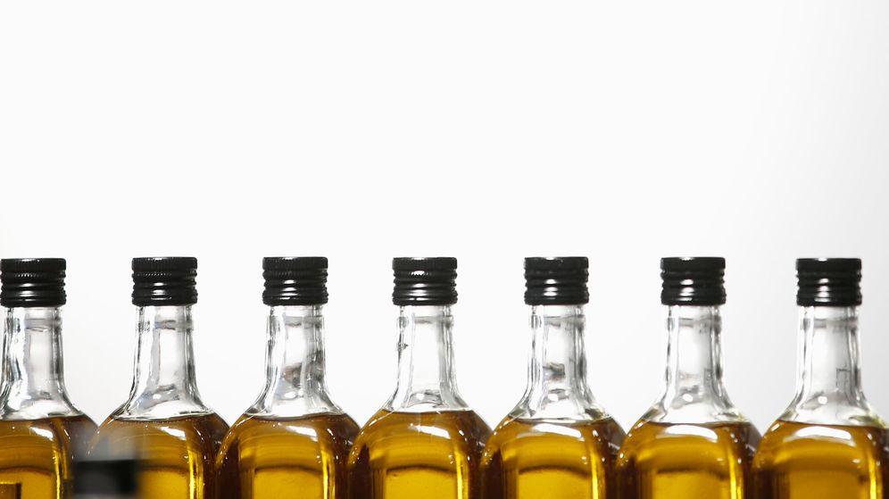 Foto: Botellas de aceite de oliva. (Reuters)