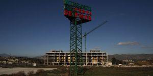 Constructoras e inmobiliarias se dejan un 39% de su valor en bolsa hasta mayo