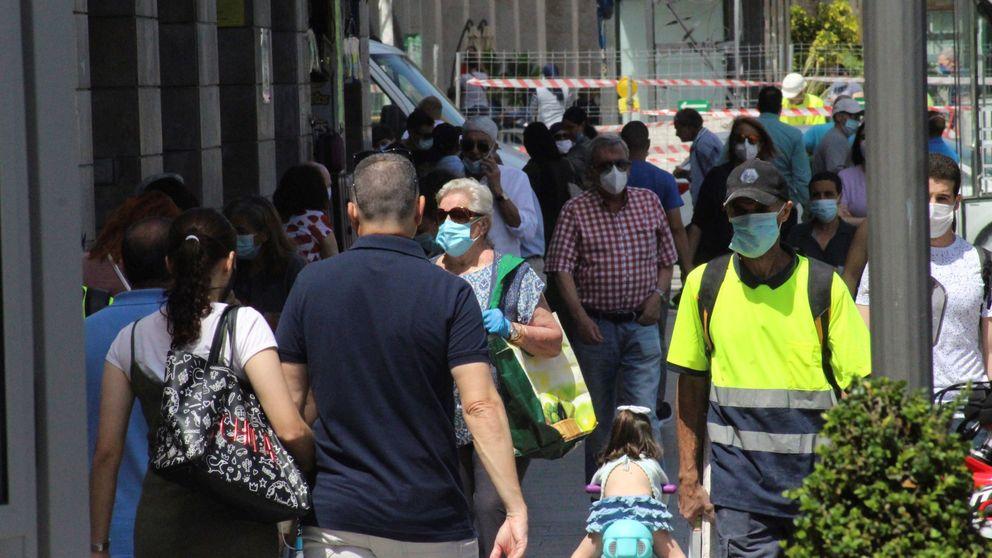 Ceuta establece vigilancia policial en bloques de viviendas por el rebrote casos de covid-19