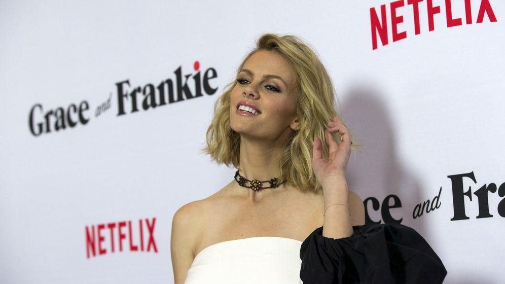Foto: Brooklyn Decker, una de las actrices protagonistas de la serie de Netflix 'Grace and Frankie', incluida en el catálogo español. (Foto: Reuters)