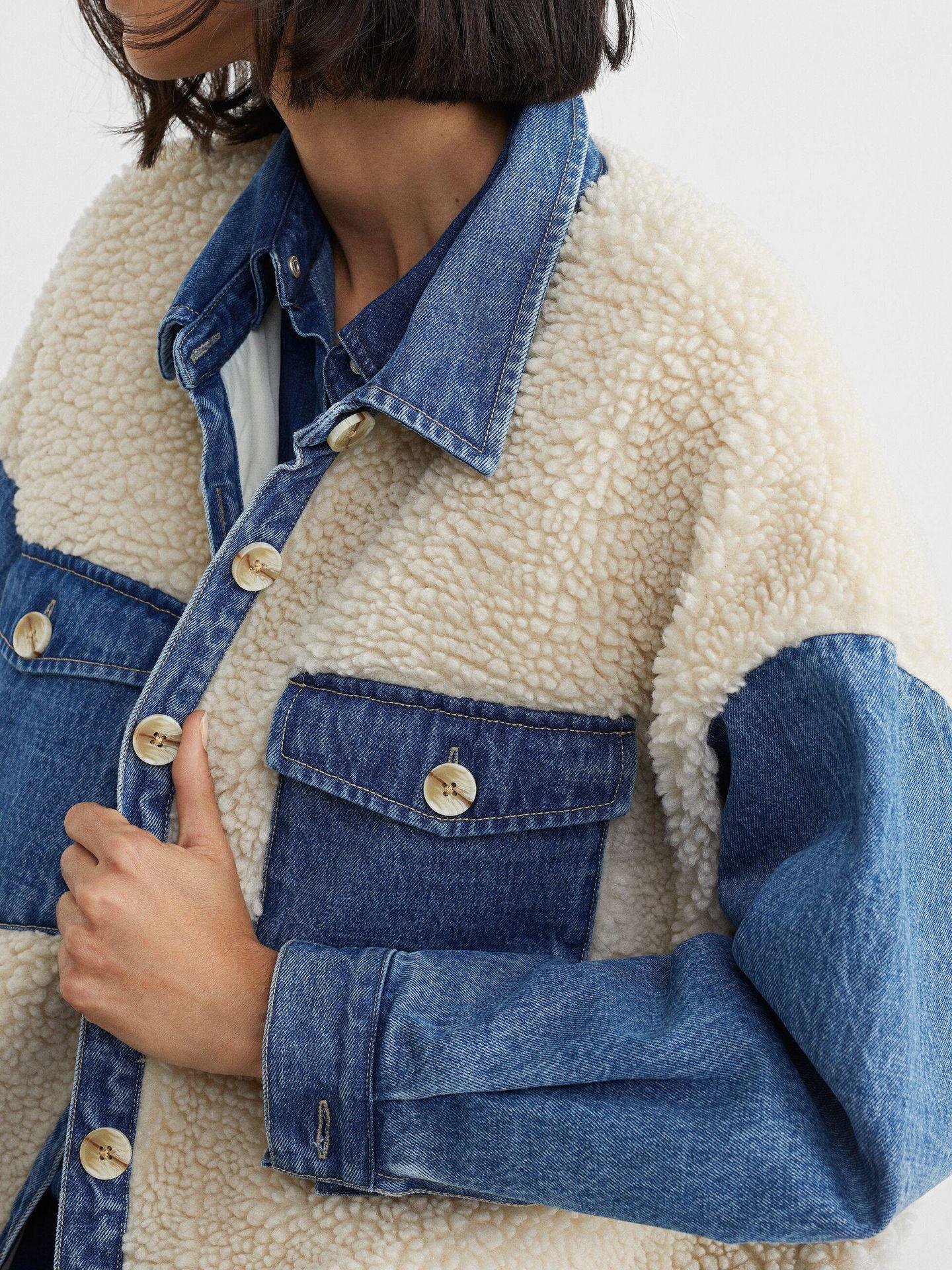 La chaqueta de Parfois. (Cortesía)