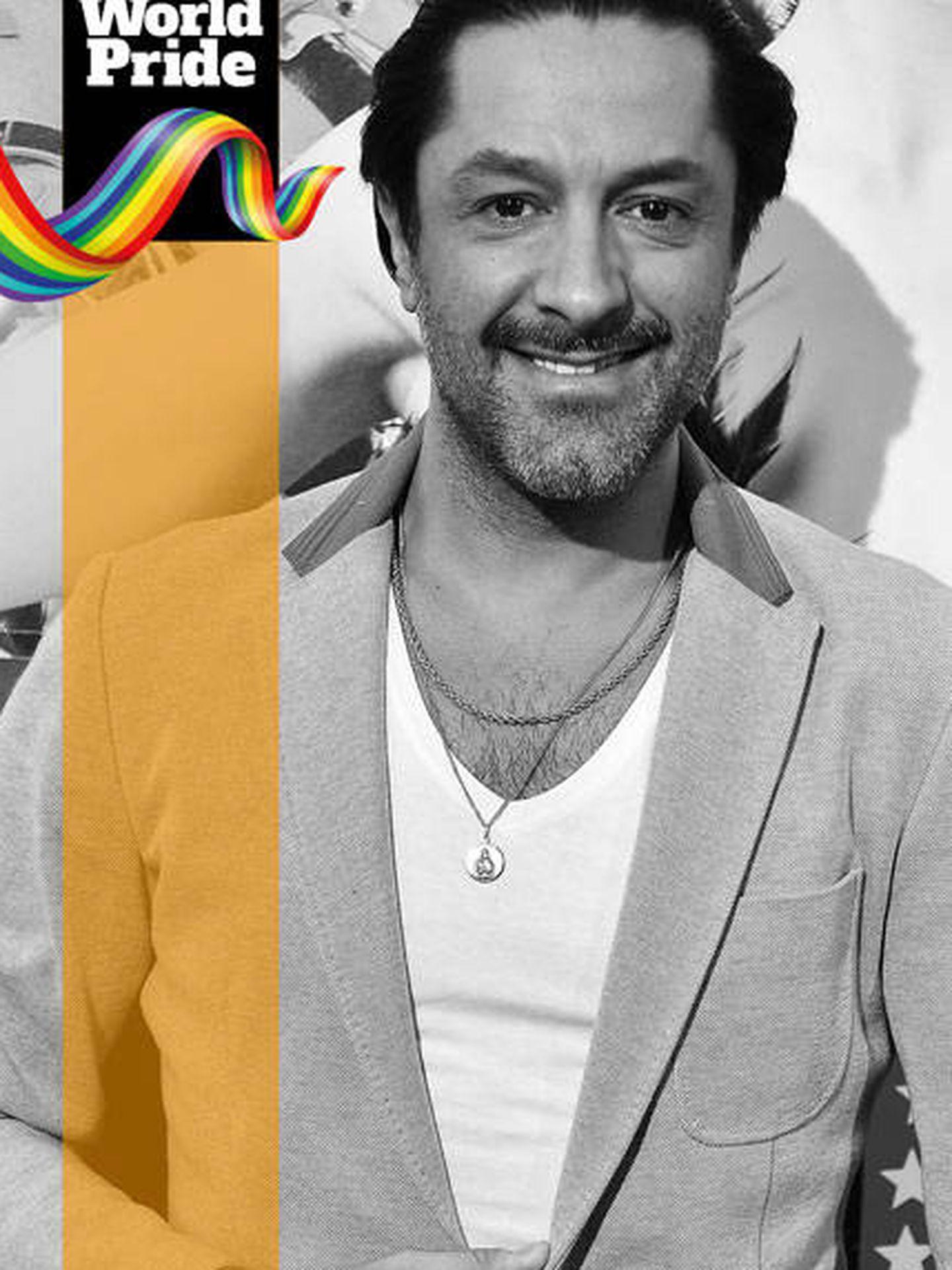 Orgullo LGTBI 2017: Rafael Amargo.
