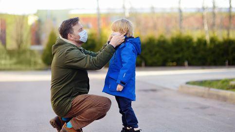 La OCU avisa sobre una mascarilla infantil peligrosa y pide que sea retirada