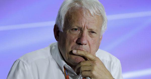 Muere Charlie Whiting, director de carrera de la Fórmula 1, a los 66 años