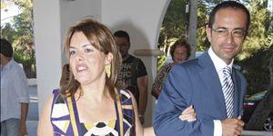 Foto: Telefónica ficha al marido de Soraya Sáenz de Santamaría para su asesoría jurídica