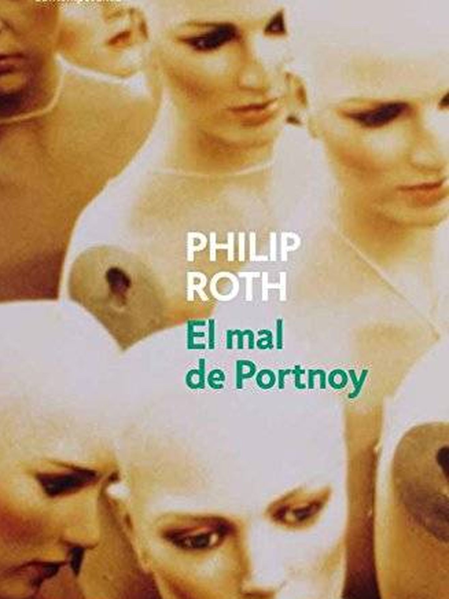 'El mal de Portnoy'. (Debolsillo)