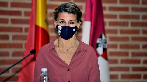 Yolanda Díaz se une a los partidos de la oposición que piden la salida de Illa