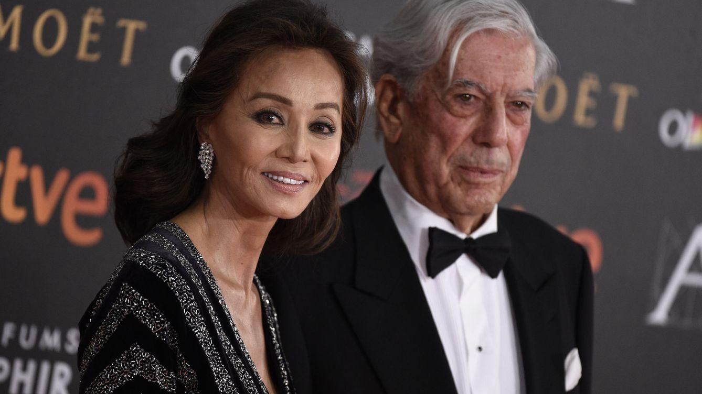 Foto: Mario Vargas Llosa e Isabel Preysler