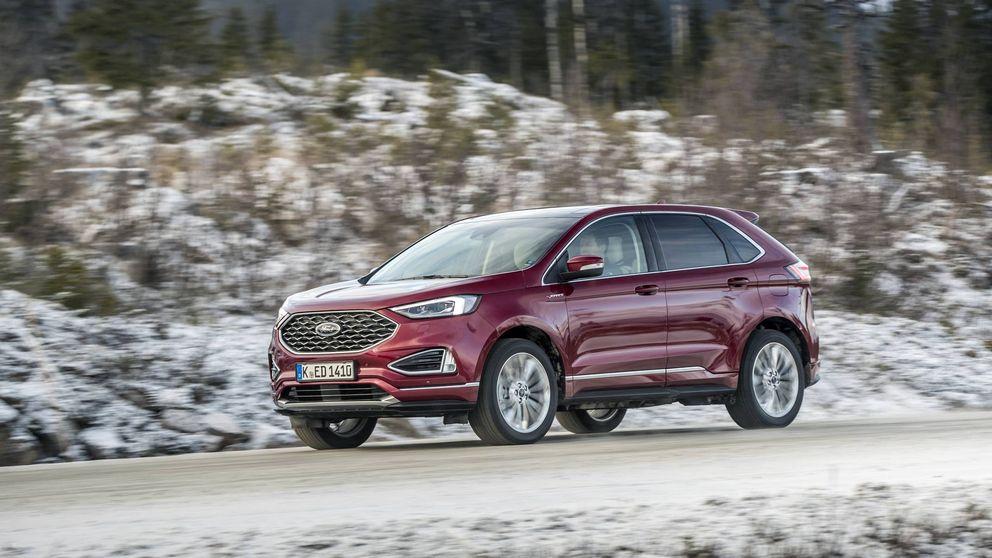 El todocamino más grande y lujoso de Ford o el paso hacia adelante con el novedoso Edge