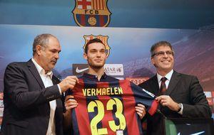 Vermaelen: Fichar por el Barça fue una decisión fácil de tomar