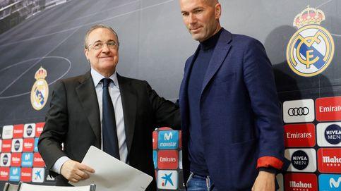 Zidane, al Real Madrid: Florentino Pérez convence 'in extremis' al francés