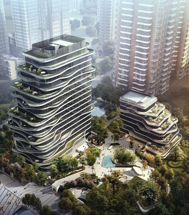 Foto: Armani en Beijing