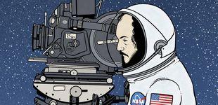 Post de  Walt Disney era de Mojácar, el montaje lunar de Kubrick y otros mitos del cine