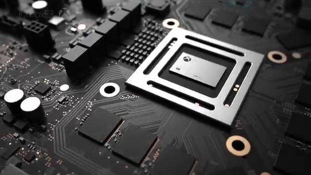 Foto: Project Scorpio llega a las tiendas en Navidad de 2017. (Microsoft)