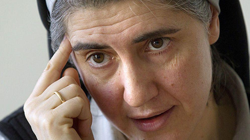 Foto: Teresa Forcades, la monja que quiere llevar Cataluña a la secesión