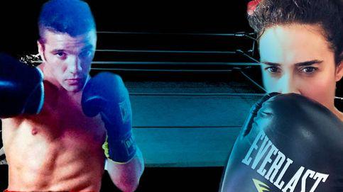 Rayito, el boxeador que ha hecho perder 23 kilos a Vicky Martin Berrocal