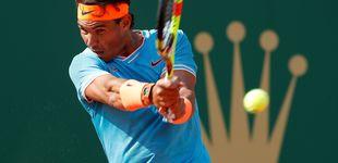 Post de Rafa Nadal reacciona a tiempo ante Pella y se mete en semifinales en Montecarlo