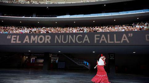 Jornada inaugural de la Asamblea de Testigos de Jehová en el Wanda Metropolitano