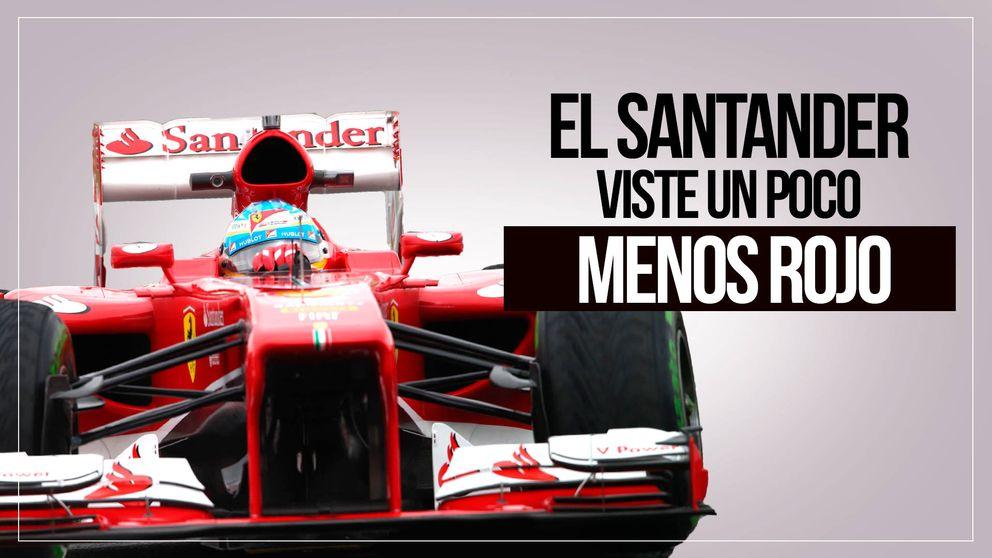 Banco Santander: cuando España era un paria en la F1