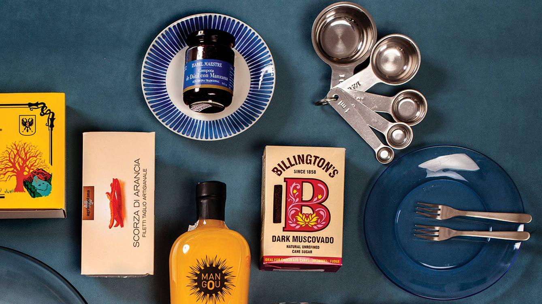 Foto: Detalle de algunos de los productos y accesorios presentes en esta selección. (Fotografía: Luana fischer / Estilismo: Berta Fernández-Abascal)