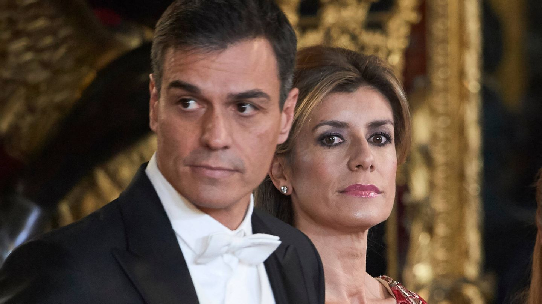 Pedro Sánchez y Begoña Gómez. (Limited Pictures)