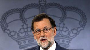 Rajoy, crecido y amparado