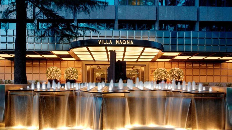 El mexicano dueño del hotel Villa Magna anticipa las pagas extra de verano y Navidad