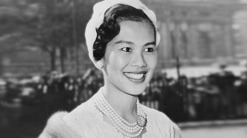 El esplendor de Sirikit, la reina madre de Tailandia, que ha apagado su hijo Rama X
