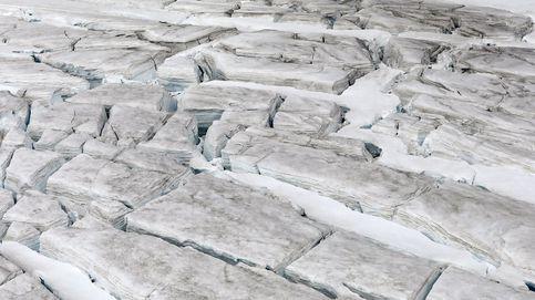 Encuentran en la Antártida un mineral muy común en Marte