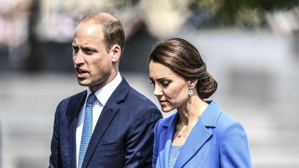 Foto: Los duques de Cambridge, en una imagen de archivo. (EFE)