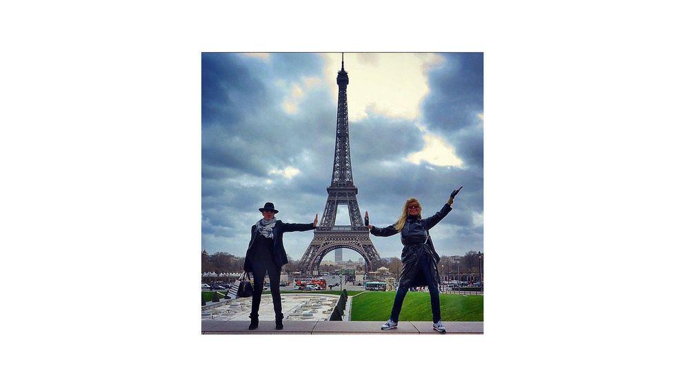 Estos famosos intentaron hacerle sombra a la Torre Eiffel, ¿lo consiguieron?