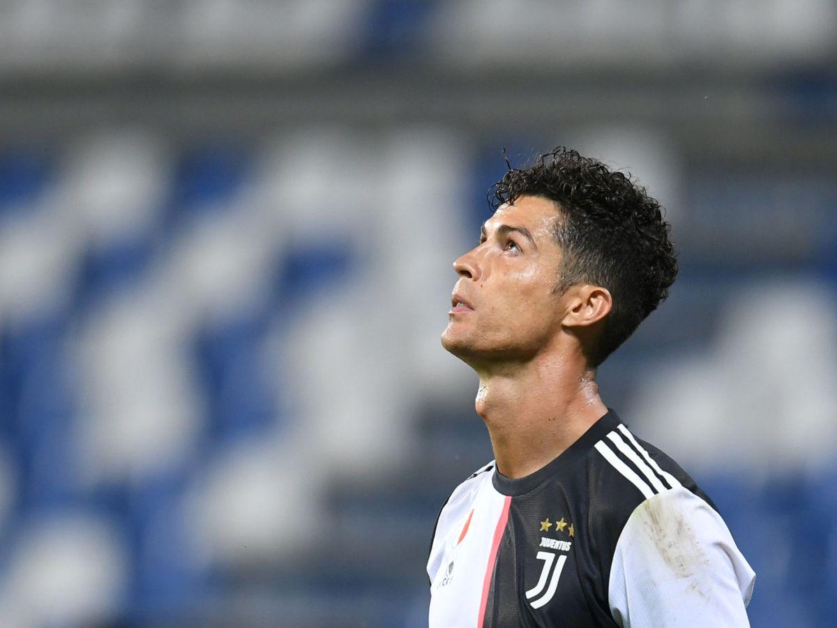 Foto: Crisitano Ronaldo, con la camiseta de la Juventus. (Reuters)