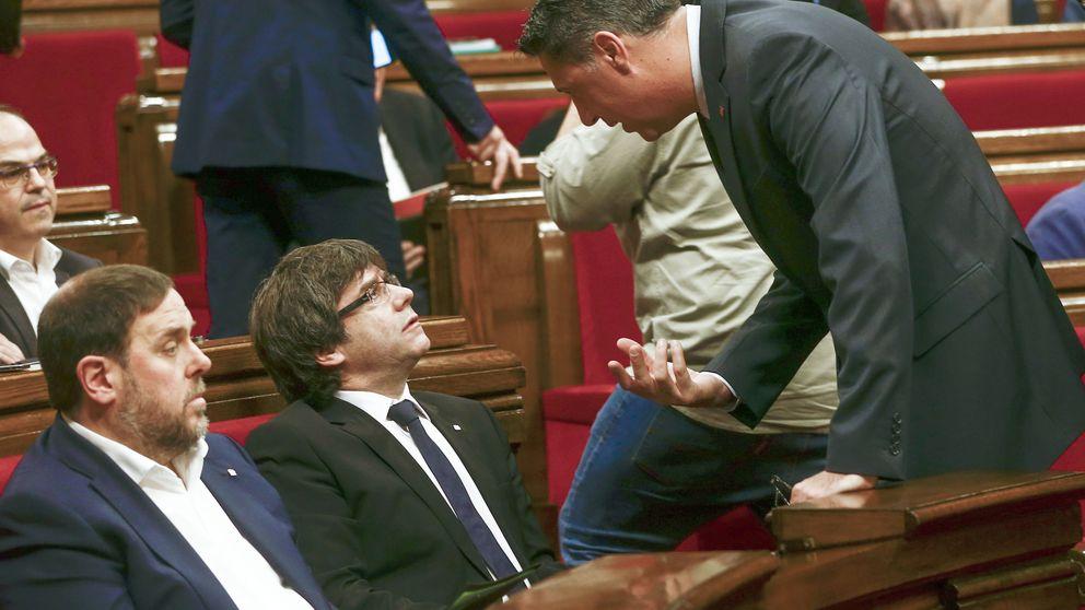 Albiol: Puigdemont está deseando que GC y Ejército entren por Diagonal